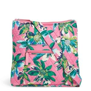 Vera Bradley Hipster in Tropical Paradise NWT